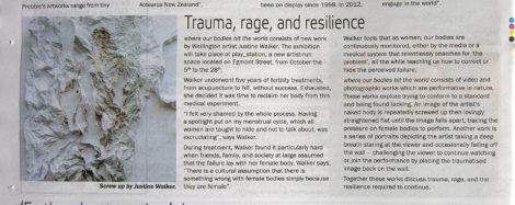 Trauma, rage and resilience